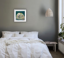 Load image into Gallery viewer, Original Artwork in Situ | Ruth Hunter Studio | Sweetly Sleeping