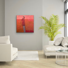 Load image into Gallery viewer, original artwork in situ - ruth hunter studio - Mary's Patio