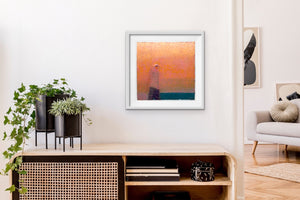 Original Artwork in Situ | Ruth Hunter Studio | Pacific Shore