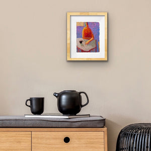 Original Artwork by Ruth Hunter | Black Tea in Situ