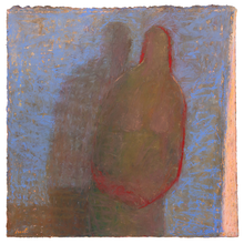 Load image into Gallery viewer, Original Artwork | Figurative Painting by Ruth Hunter | Shadow | two figures in interior