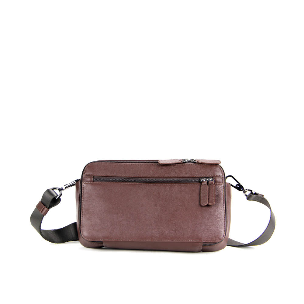 ALEF-MADRID-SHOULDER BAG/WAIST POUCH/CHEST BAG
