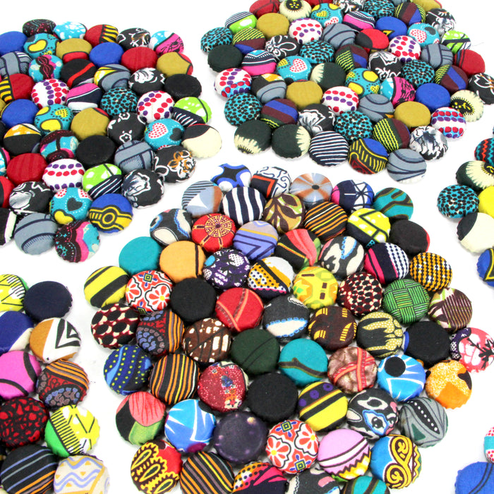 Grace Bottle Cap Wrapped Table Mat