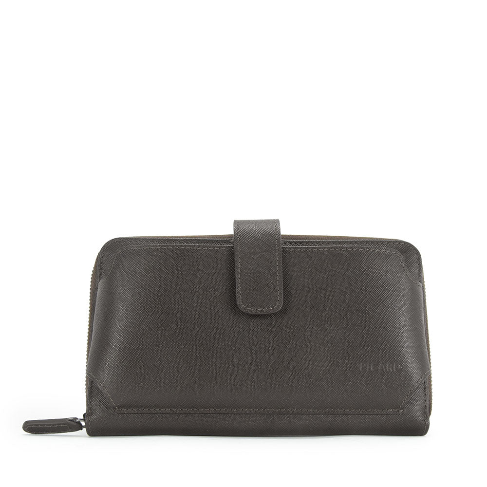 PICARD-JULIAN-MOBILE POUCH  (L) in ART Prada Saffiano
