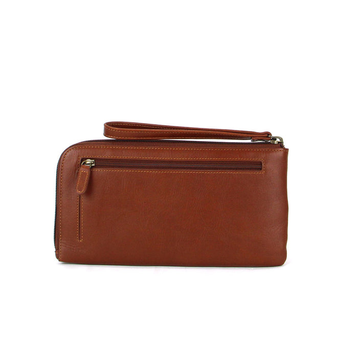 PICARD-BREVE-L ZIPDOWN W INTERNAL POUCH