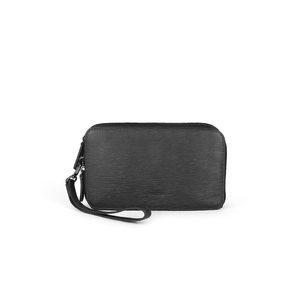 PICARD-PORJUS-CLUTCH BAG/3 COMPTS