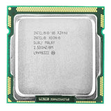 Intel Xeon X3440 CPU Xeon Processor X3440 (8M Cache, 2.53 GHz)) LGA1156 Desktop CPU