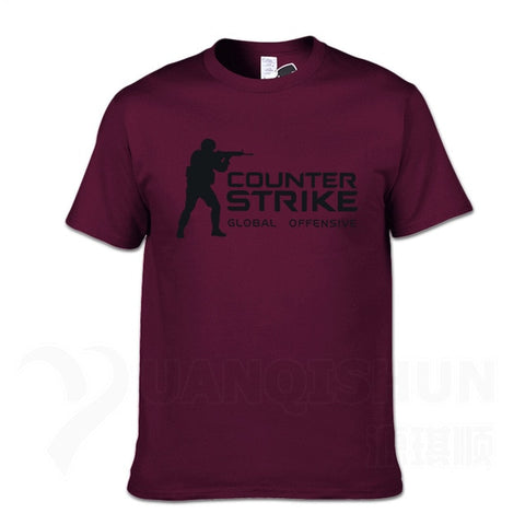 CS GO Gamer T Shirt