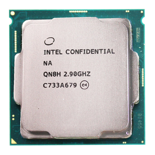 QN8H ES CPU INTEL I7 Engineering version of intel core I7 8700 I7 8700K Six core  2.9  graphics HD630 work on LAG 1151 B360 Z370