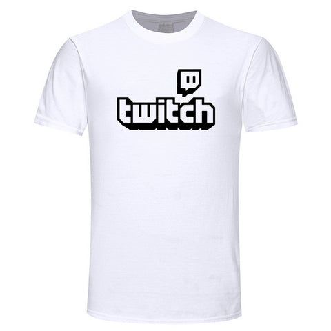 Twitch TV T-shirt Unisex New Fashion