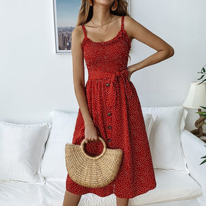 Summer Evening Party Dress