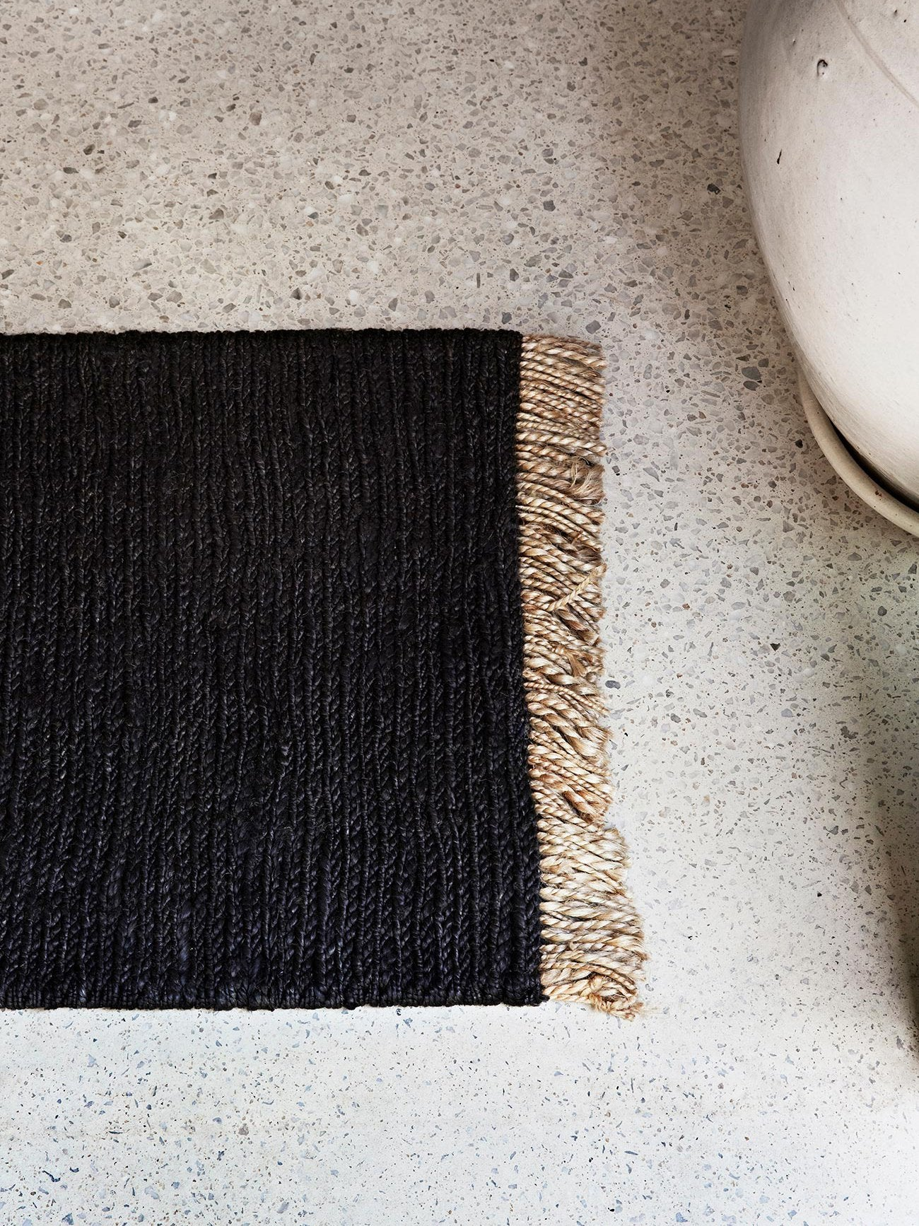 Armadillo & Co Sahara Entrance Mat - Charcoal