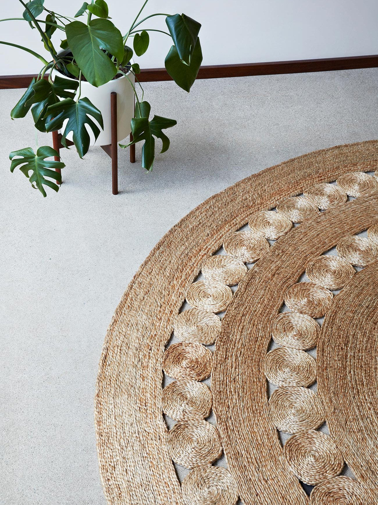 Armadillo & Co Dandelion Rug