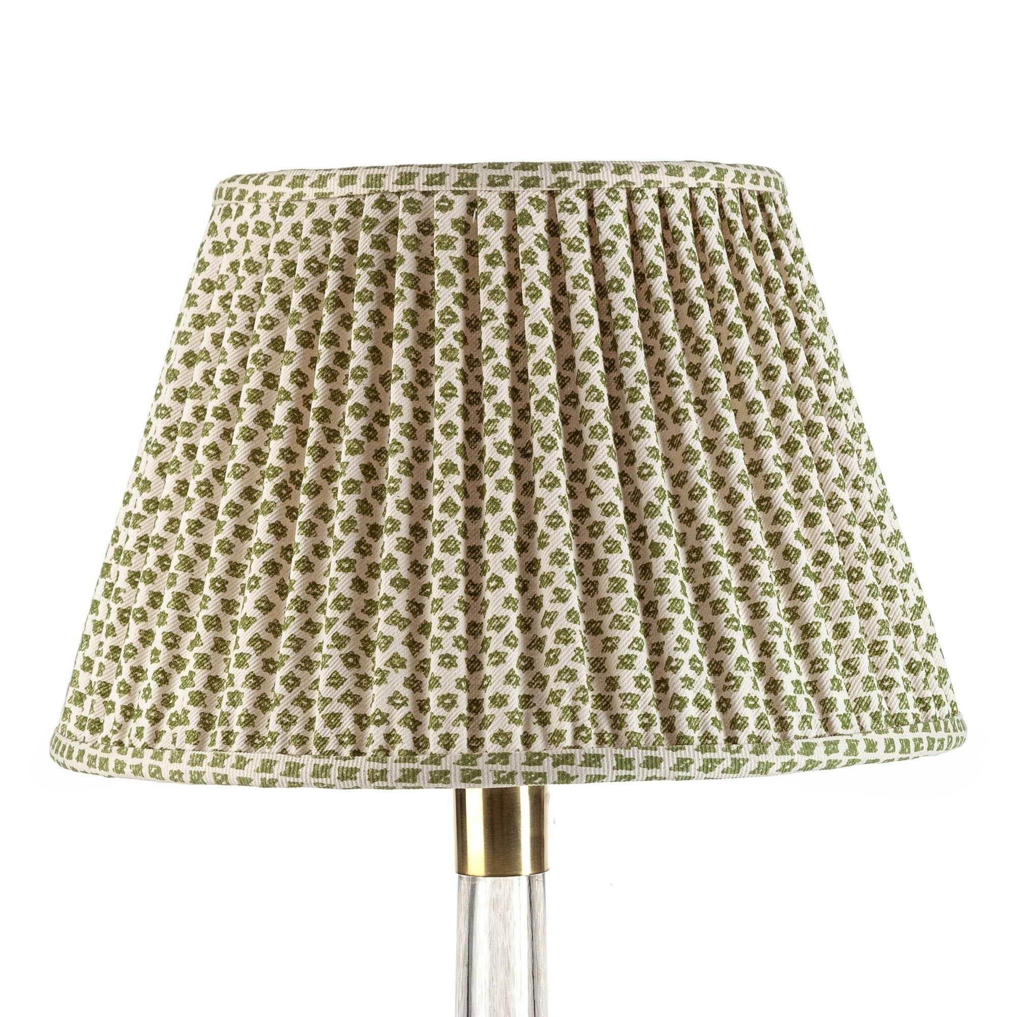 Fermoie Lampshade in Green Marden
