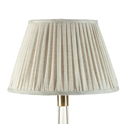 Fermoie Lampshade in Grey Moire
