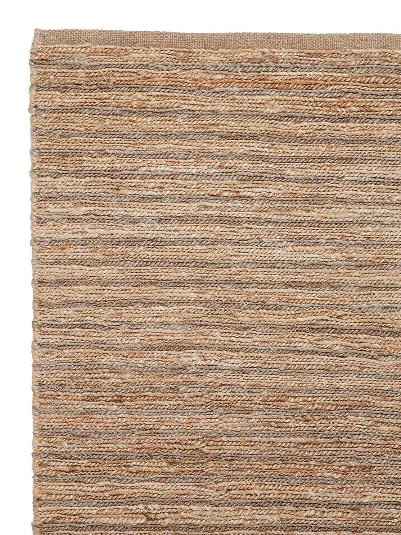 Armadillo River Echo Stripe - Natural & Pewter
