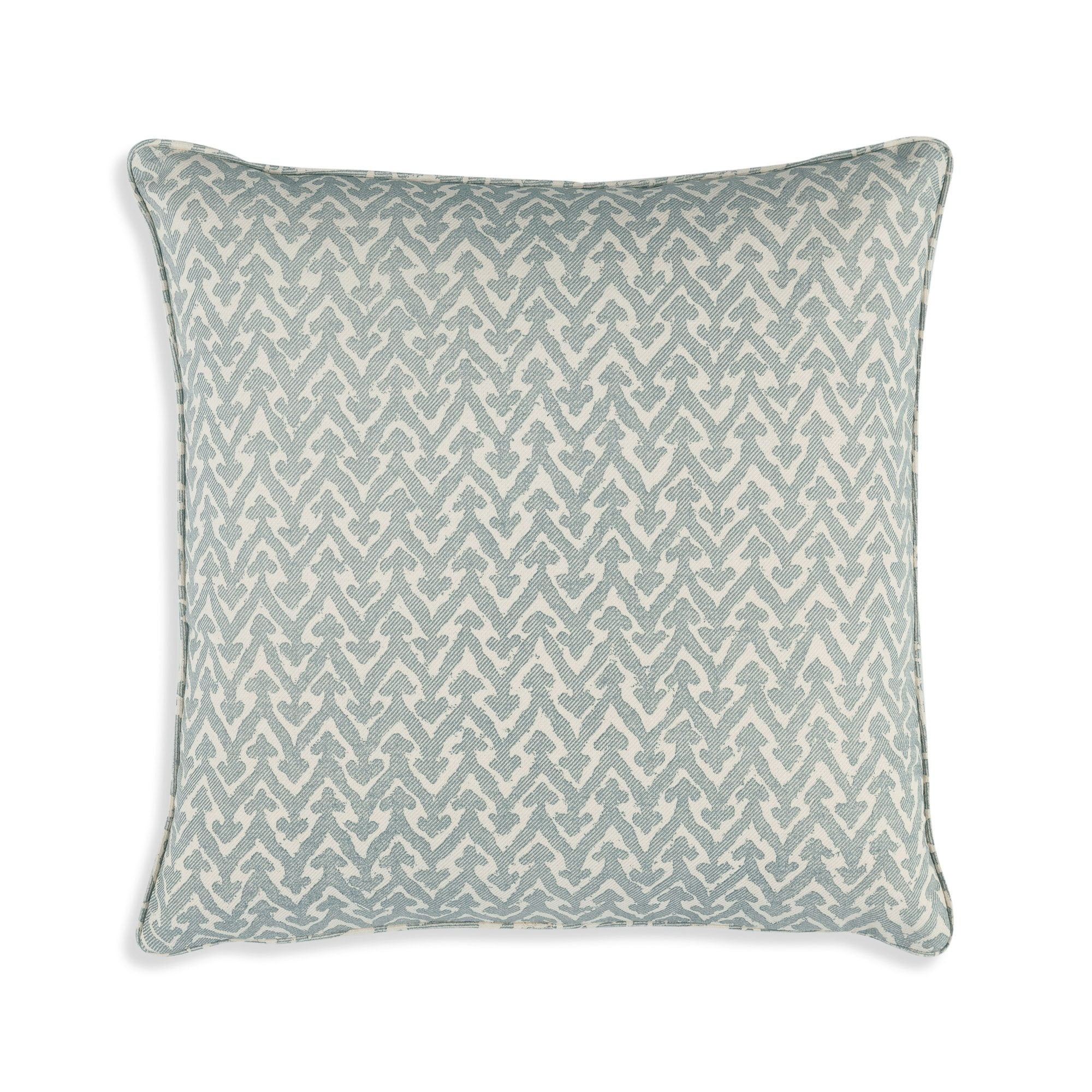 Fermoie Cushion in Light Blue Rabanna