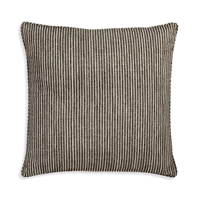 Fermoie Cushion in Neutral Poulton Stripe