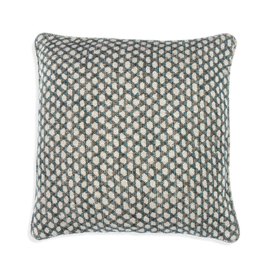 Fermoie Cushion in Neutral Wicker