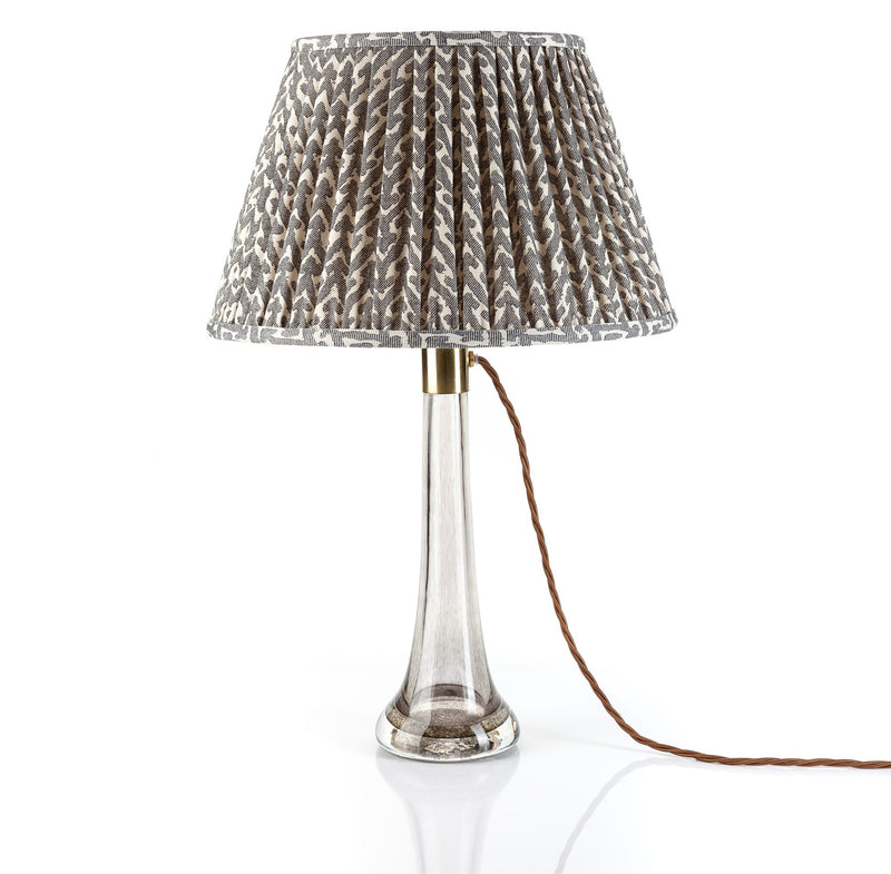 Fermoie Lampshade in Neutral Rabanna