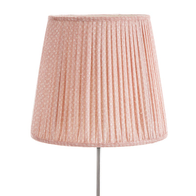 Fermoie Lampshade in Pink Figured