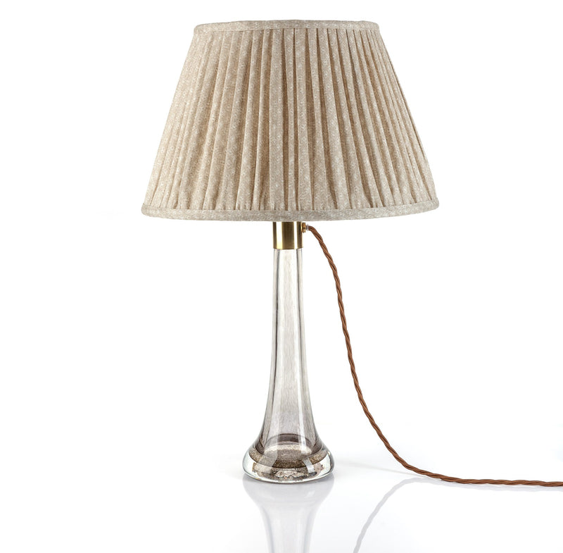 Fermoie Lampshade in Ecru Figured