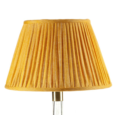 Fermoie Lampshade in Club Yellow