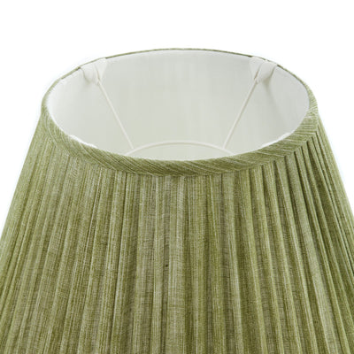 Fermoie Lampshade in Kintyre Green