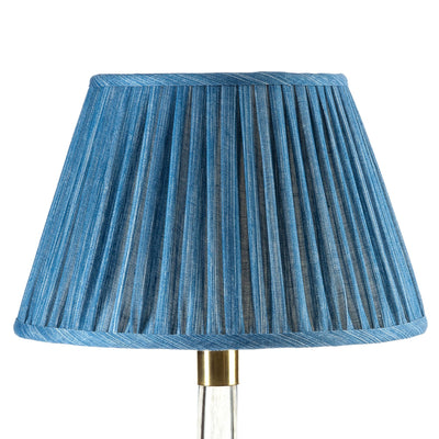 Fermoie Lampshade in Sacre Bleu