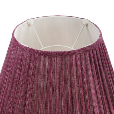 Fermoie Lampshade in Back To The Fuchsia