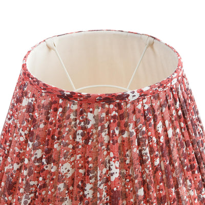 Fermoie Lampshade in Red Quartz
