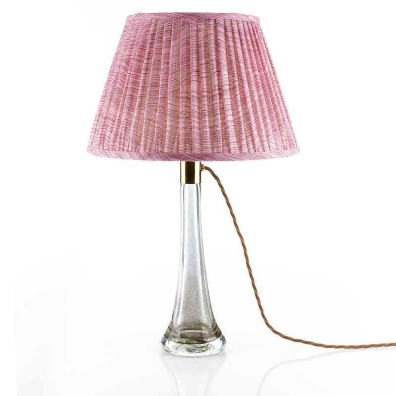 Fermoie Lampshade in Pink Wave
