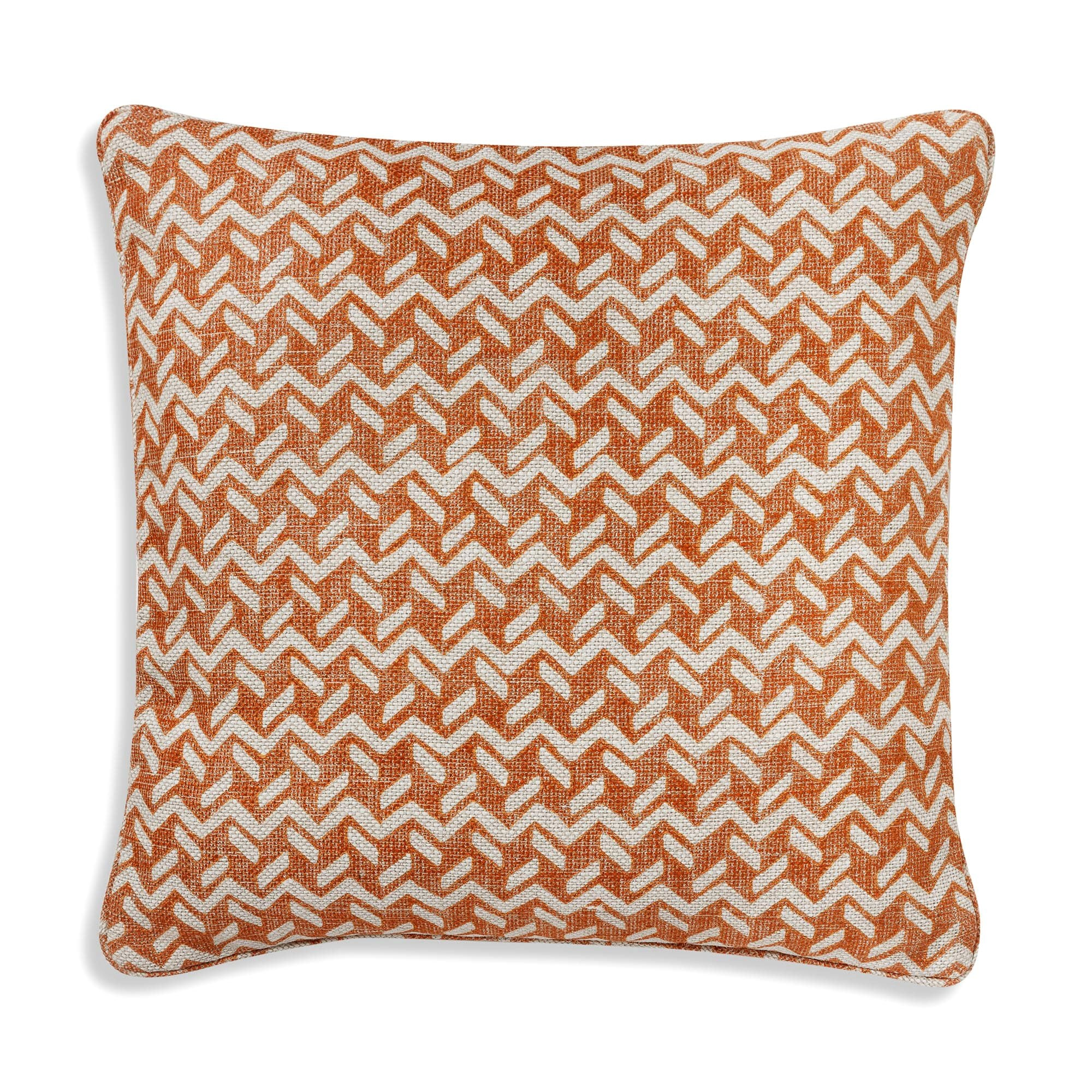 Fermoie Cushion in Orange Chiltern