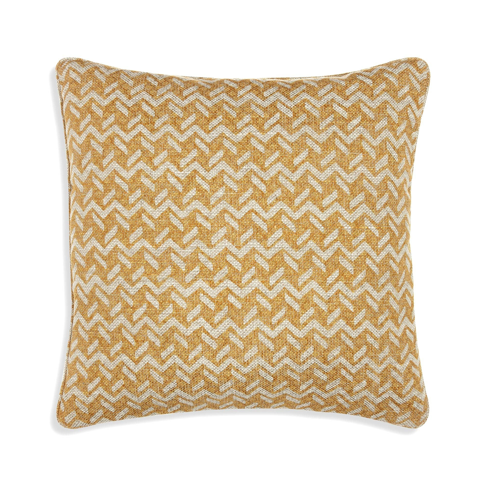 Fermoie Cushion in Yellow Chiltern