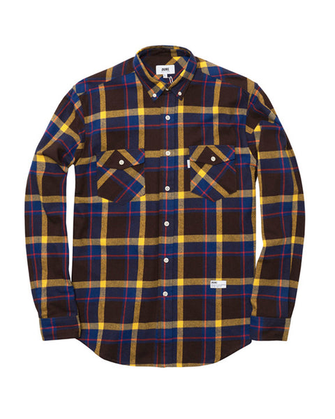 CARTER FLANNEL SHIRT