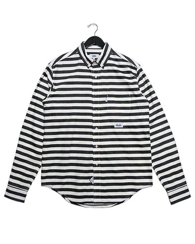 MARQUETTE LONG SLEEVE BUTTON DOWN