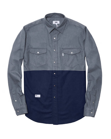 HATCH WOOL SHIRT
