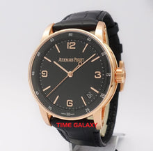 Load image into Gallery viewer, Audemars Piguet Code 11.59 Automatic Pink Gold Black 15210OR.OO.A002CR.01