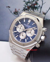 Load image into Gallery viewer, Audemars Piguet Royal Oak Chronograph Blue 26331ST.OO.1220ST.01
