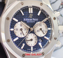 Load image into Gallery viewer, AP 26331ST.OO.1220ST.01 blue dial with silver subdials