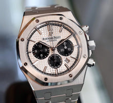 Load image into Gallery viewer, Audemars Piguet Royal Oak Chronograph Silver 26331ST.OO.1220ST.03