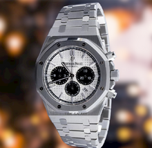 Load image into Gallery viewer, AP RO Chronograph AP 26331ST.OO.1220ST.03 calibre 2385 self-winding movement