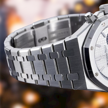 Load image into Gallery viewer, Audemars Piguet 26331ST.OO.1220ST.03 stainless steel bracelet with AP folding clasp
