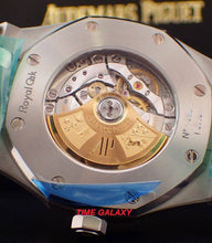 Load image into Gallery viewer, Audemars Piguet 15400ST.OO.1220ST.04 AP 3120 selfwinding movement