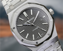 Load image into Gallery viewer, Buy Sell Trade Audemars Piguet RO Grey 15400ST.OO.1220ST.04 at Time Galaxy