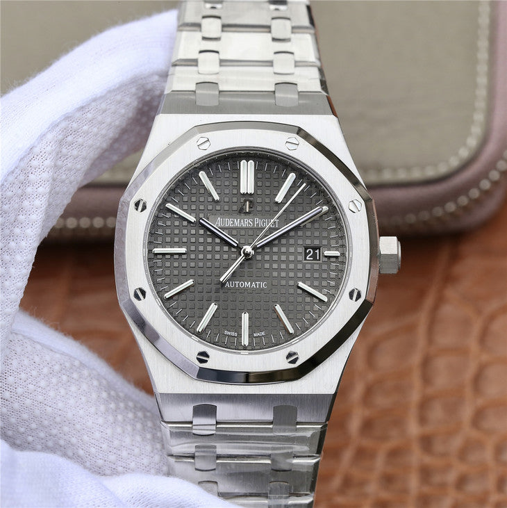 Audemars Piguet Royal Oak 15400 Grey 15400ST.OO.1220ST.04