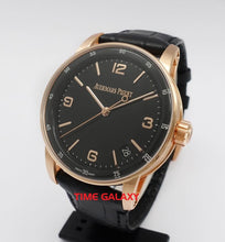 Load image into Gallery viewer, Pre-Owned AUDEMARS PIGUET CODE11.59 Automatic Red Gold Black Watch