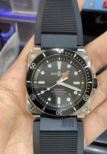 Load image into Gallery viewer, Pre-Owned Genuine Bell & Ross Instruments BR03-92 Diver Date Watch