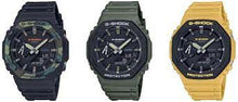 Load image into Gallery viewer, Casio G-shock Carbon Core Guard GA-2110SU series