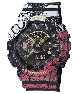 Authentic Casio G-Shock One Piece GA-110JOP limited edition watch